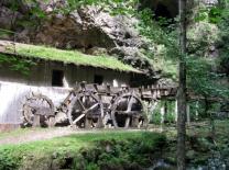 vecchio mulino lago smeraldo