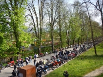 12 Aprile 2015 Moto Benedizione Feltre