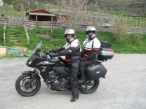 i nostri tour leader Flavio e Bruna