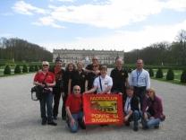 la Versailles bavarese lago Chiemsee