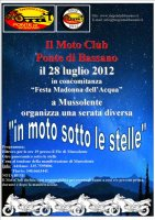 In moto sotto le stelle 28-07-12