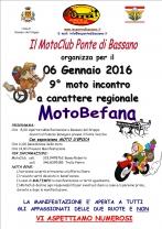 9° Edizione Motobefana 2016