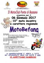 10° Edizione Motobefana 2017