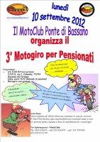 3° Motogiro Pensionati 2012