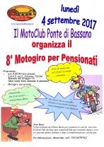 8° edizione Moto giro per Pensionati
