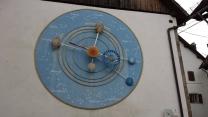 orologio dei pianeti