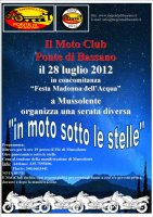 In moto sotto le stelle