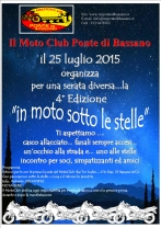 In moto sotto le stelle 25-7-15